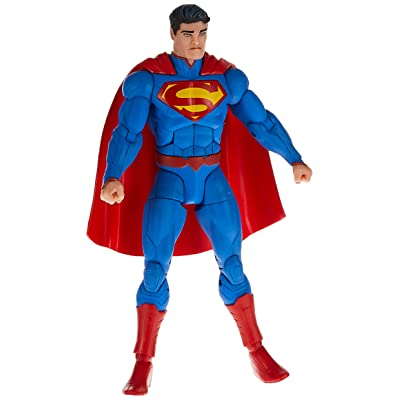 DC Collectibles Designer Series Superman Action Figure: Toys & Games