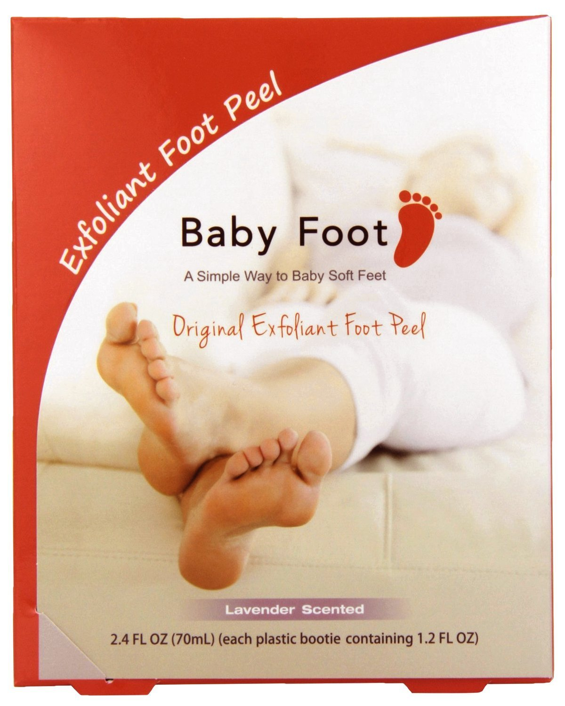 Baby Foot Original Exfoliating 0613165693200