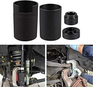 Yoursme Compatible Ball Joint Service Kit Adapter Drive 4-Wheel for Jeep & Dodge