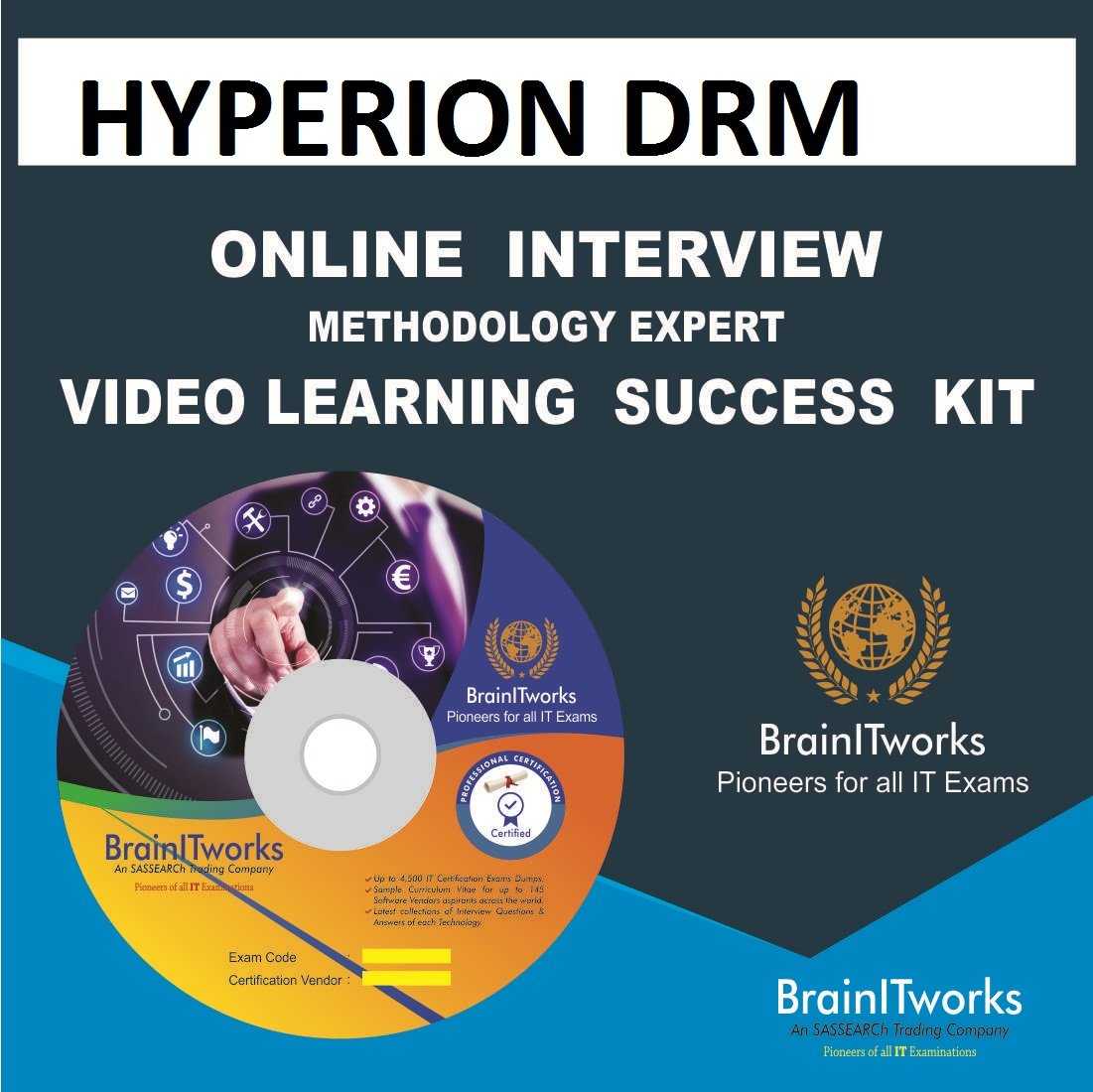Amazon com: HYPERION DRM Online Interview video learning