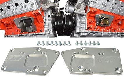 Amazon com: 2014-up LT L83 L86 LT1 Billet Engine Swap