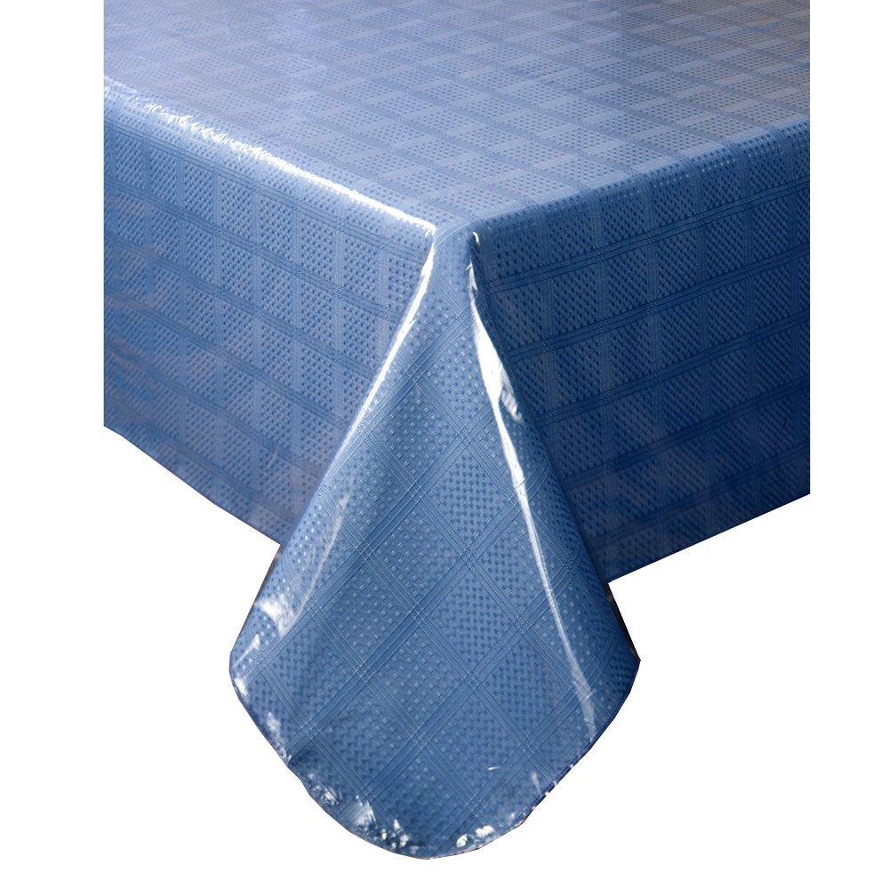 MAYTEX Vinyl 60 102 Table Protector, Clear