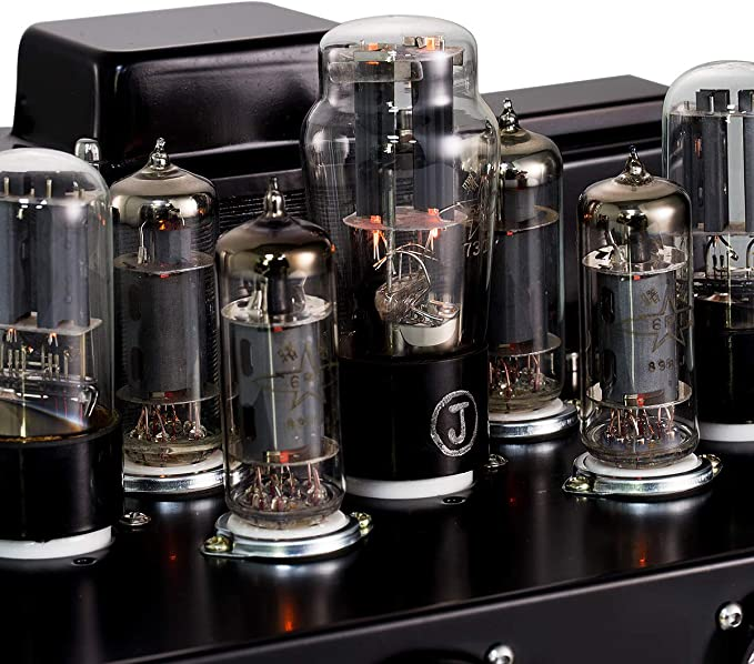 nobsound 6p1 6.8 W * 2 Vacuum Tube Power Amplifier; Stereo Audio ...