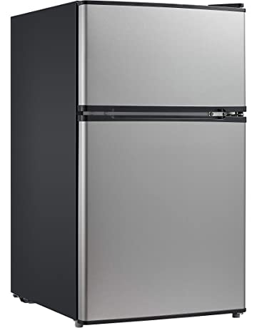 Amazon Com Compact Refrigerators Home Kitchen