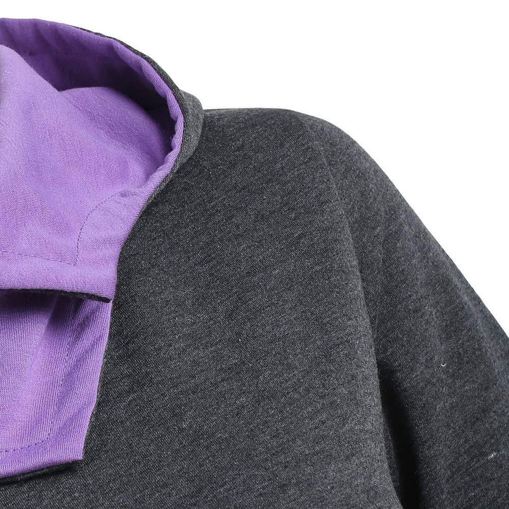 Lulupi Sweatshirt Hoodie Damen Halloween Kapuzenpullover Schmetterling Skull Druck Kapuzenpulli Stehkragen Pullover Sweater Slim Fit Sweatjacke Outwear
