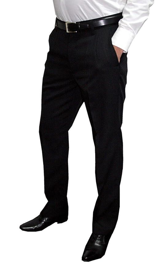 Mens Fashion – Traje de pantalón con pinzas para hombre, en tallas ...
