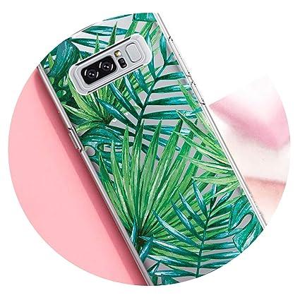 Amazon.com: Carcasa de silicona suave para Samsung Galaxy S9 ...