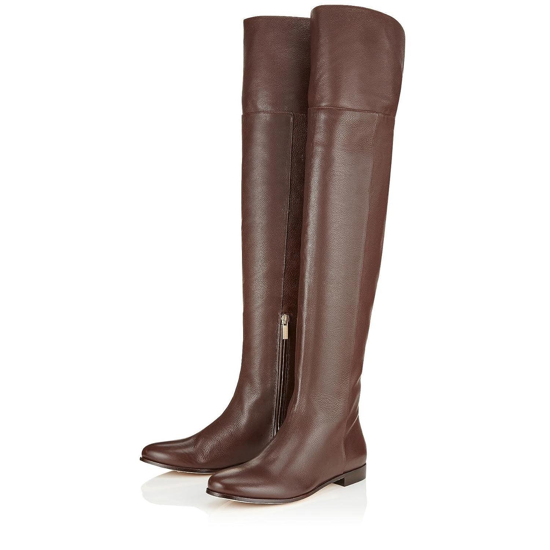 L@YC Frauen Stiefel Wasserdicht Gummisohle Kniehohe Kniehohe Kniehohe Winter Schnee Regen Schuh Stiefel 40a008