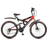 Hero SNXT26RDBK07 Next Speed Sprint Bike (Red/Black)