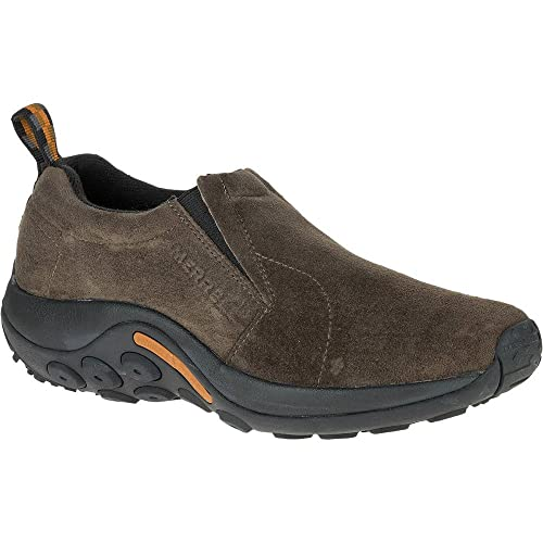 MERRELL Jungle Moc Hommes Leather Brown Moccasin MERRELL