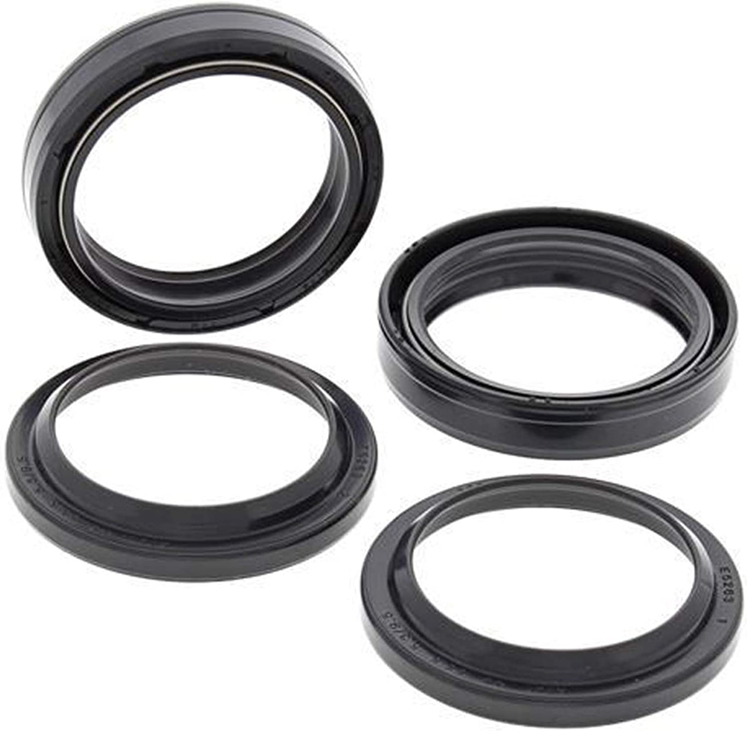 YZ 125 1984 Fork Seal and Wiper Set Yamaha YZ125