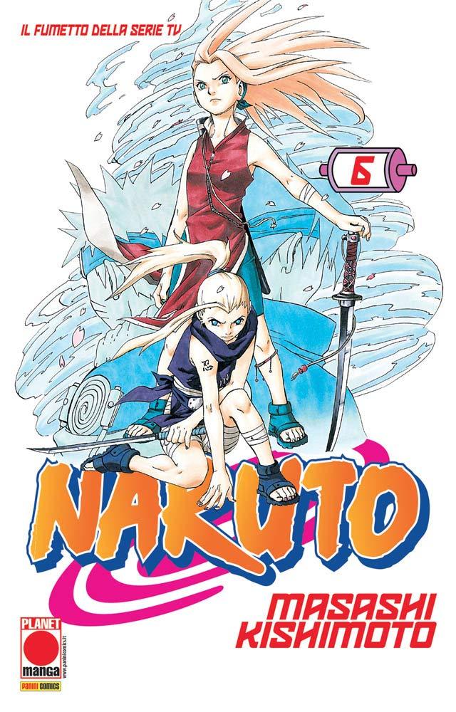 Naruto: 6 Copertina flessibile – 3 set 2018 Masashi Kishimoto Panini Comics 8891269964 DISEGNO