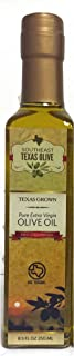 product image for Southeast Texas Organic Olive Oil 8.5 oz Pure Extra Virgin Olive Oil First Cold Press