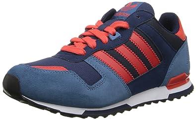 24d02f8ebf8a3 adidas ZX 700 Kids Running Shoes  M25135 Multi Size  11K  Amazon.co ...