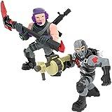 Fortnite Battle Royale Collection: Sub Commander & Havoc Twitch Prime 2 Pack of Action Figures (Amazon Exclusive), Multicolor