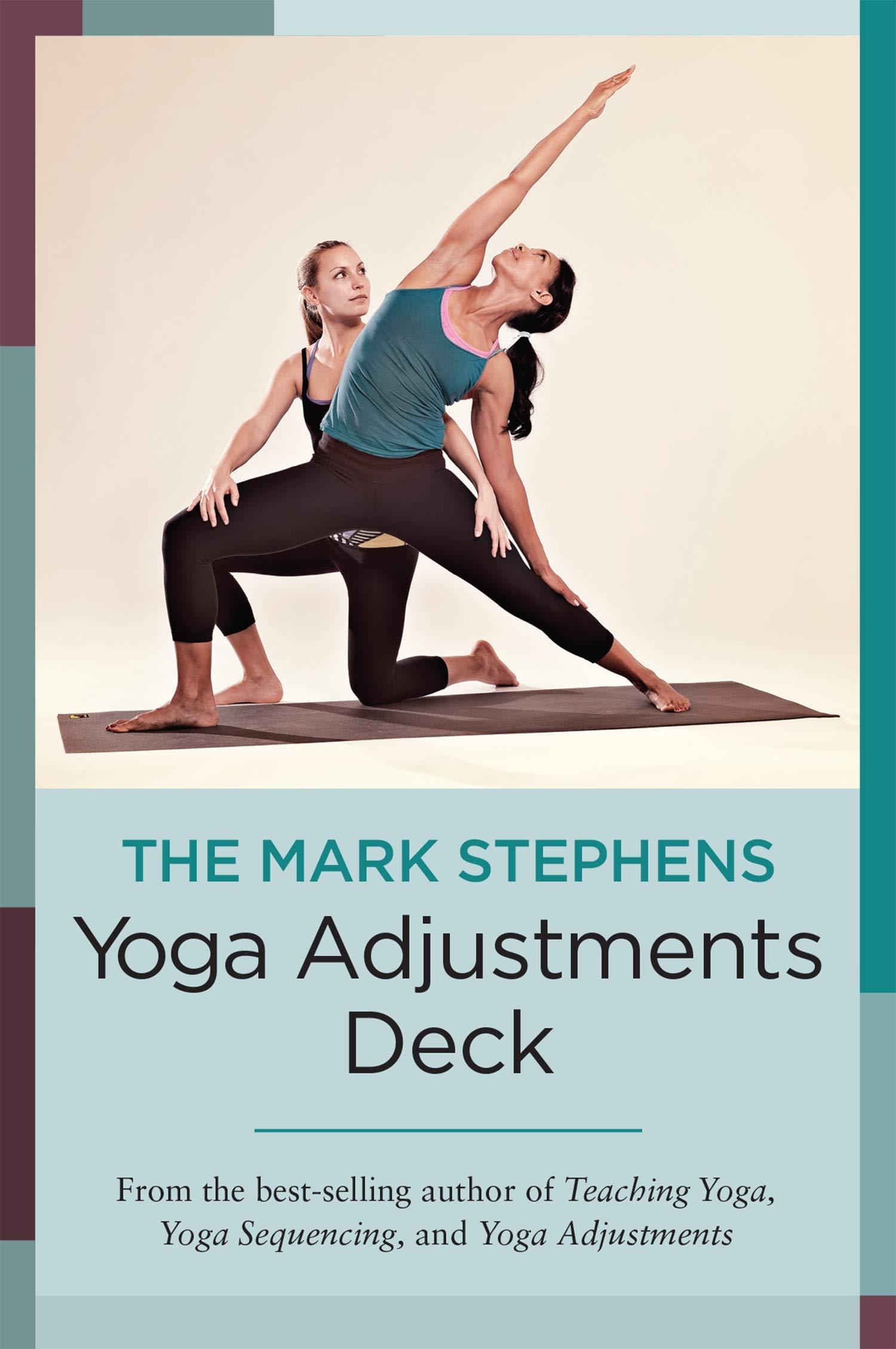 The Mark Stephens Yoga Adjustments Deck: Mark Stephens ...