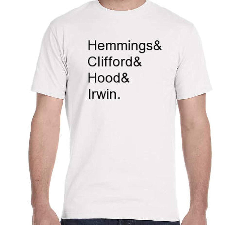 IRWIN Last Name T Shirt Custom Name T Shirt Family Reunion Family Name Tee