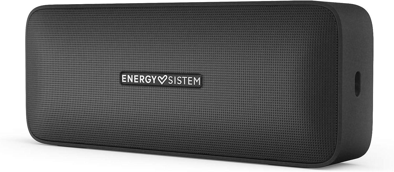 Energy Sistem Music Box 2+ Altavoz portátil con Bluetooth, Manos Libres y tecnología True Wireless (6W, microSD MP3 Player, FM Radio,Audio-in): Energy -Sistem: Amazon.es: Electrónica