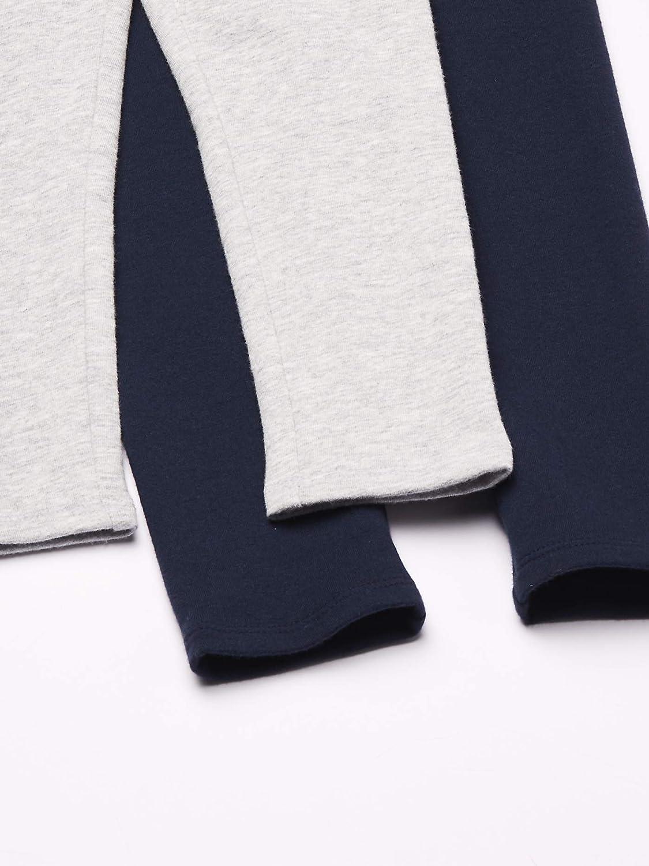 Essentials Girls 2-Pack Cozy Leggings