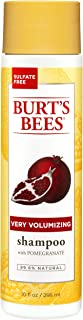 product image for Burt's Bees Pomegranate Seed Oil Very Volumizing Shampoo, Sulfate-Free Shampoo, 10 Oz (Package May Vary)
