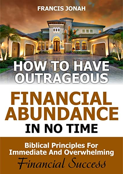 THE FINANCIAL MIRACLE PRAYER - Kindle edition by Francis Jonah