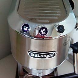 DeLonghi CAFETERA EXPRESS DELONGHI EC 680.BK LA MAS COMPACTA ...