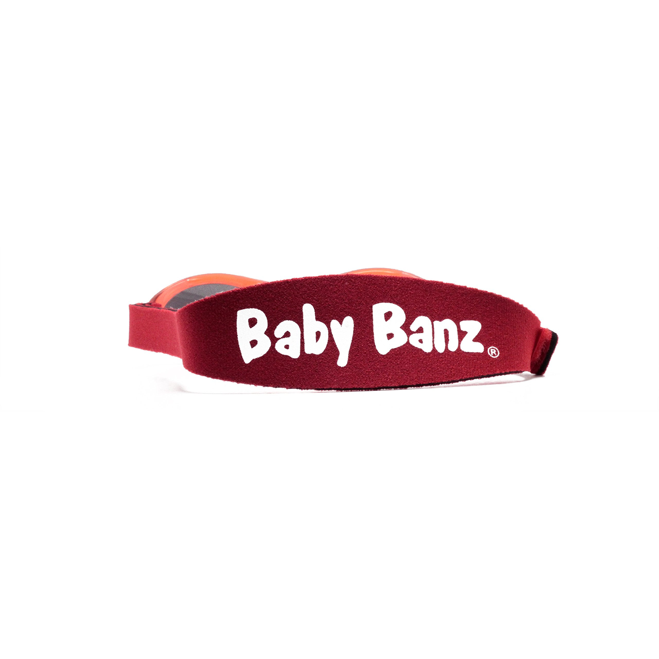 Baby Banz Sunglasses Infant Sun Protection – Ages 0-2 Years – THE BEST SUNGLASSES FOR BABIES & TODDLERS – Industry Leading Sun Protection Rating – 100% UV by Baby Banz