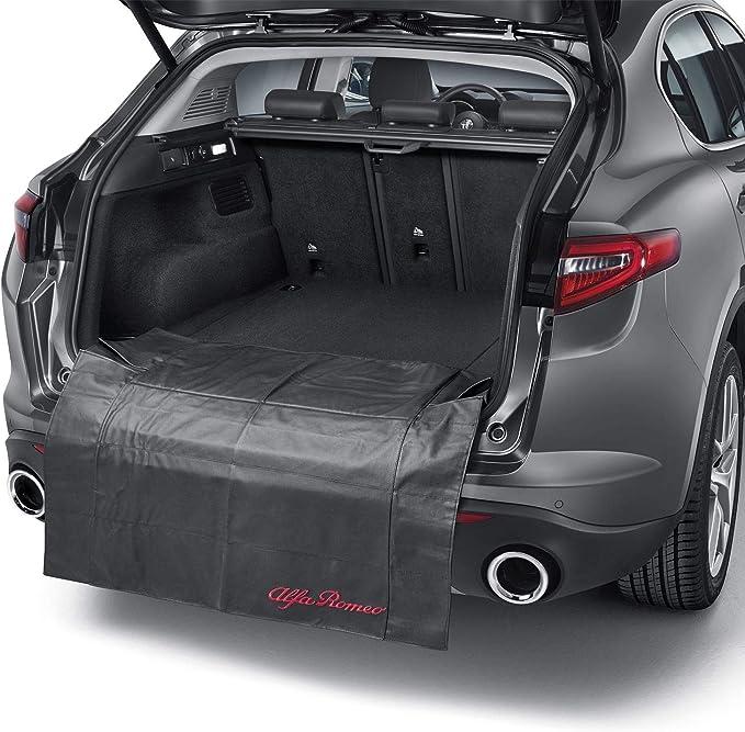 Alfa Romeo Original Stelvio Und Giulia Schutzmatte Baktiver Kofferraum Weich Und Faltbar Auto