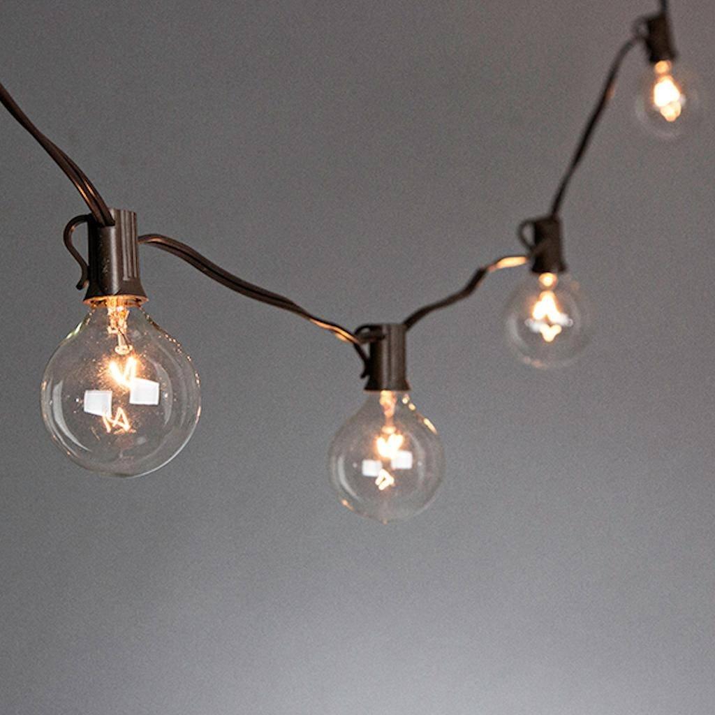 Amazon.com: Gerson Everlasting Glow 92883 20 Count Patio Light Set ...