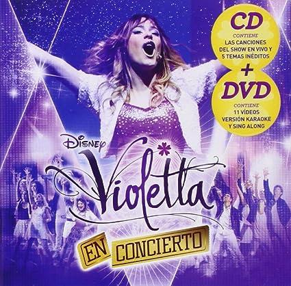Violetta: En Concierto: B.S.O.: Amazon.es: Música