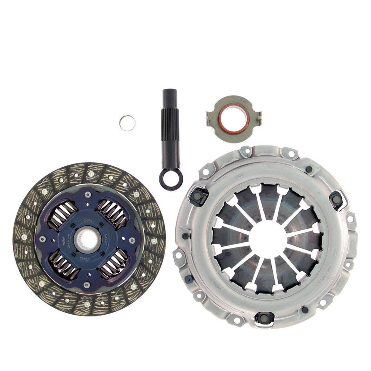 Amazon com: EXEDY CLUTCH KIT for 2006-2011 HONDA CIVIC SI i
