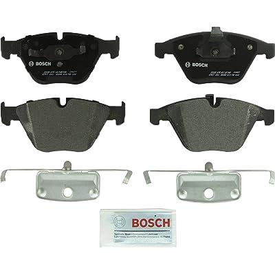 Bosch BP918 QuietCast Premium Semi-Metallic Disc Brake Pads For: BMW 1 Series M,335xi, 525i/xi, 528i/XDrive, 530xi, 535i/xi/xDrive, 545i, 550i, 645Ci, 650i, 745i/Li, 750i, 750Li, 760i, 760Li, M3, Z4: Automotive