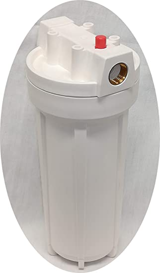 Aquafilter - Carcasa para filtro de agua de 25,4 cm ...