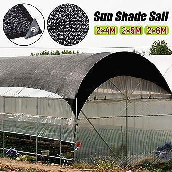 GJR-Zheyangpeng Diseño de Jardines Pantalla Solar Vela Malla Red Sunblock Sombra Tela UV Jardín y Planta Invernadero Sombra Panel Especificaciones Varias: Amazon.es: Deportes y aire libre