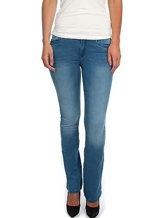 d78178f40b59 ONLY Damen Jeans Schlaghose ROYAL REG SK SWEET FLARED MBLUE Bootcut (34 L34)