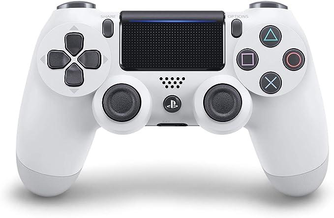 Playstation 4 - Mando inalámbrico Dualshock 4, Glacier White [Importación Alemana]: Amazon.es: Videojuegos