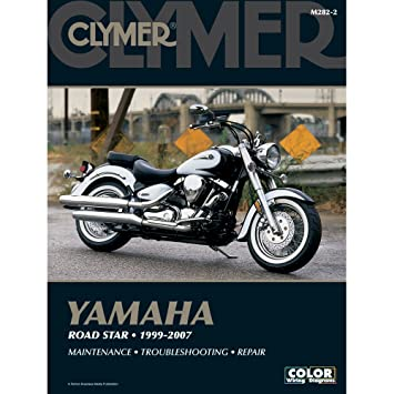 Clymer Yamaha Road Star (1999-2007) (53047) on