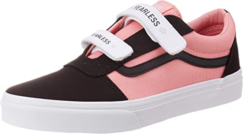 Vans Ward V-Velcro Canvas, Baskets Fille: Amazon.fr ...