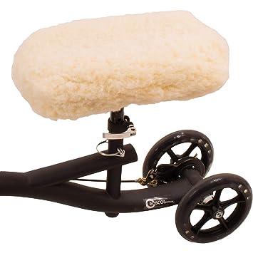 Amazon.com: Roscoe Medical universal rodilla Scooter Pad ...
