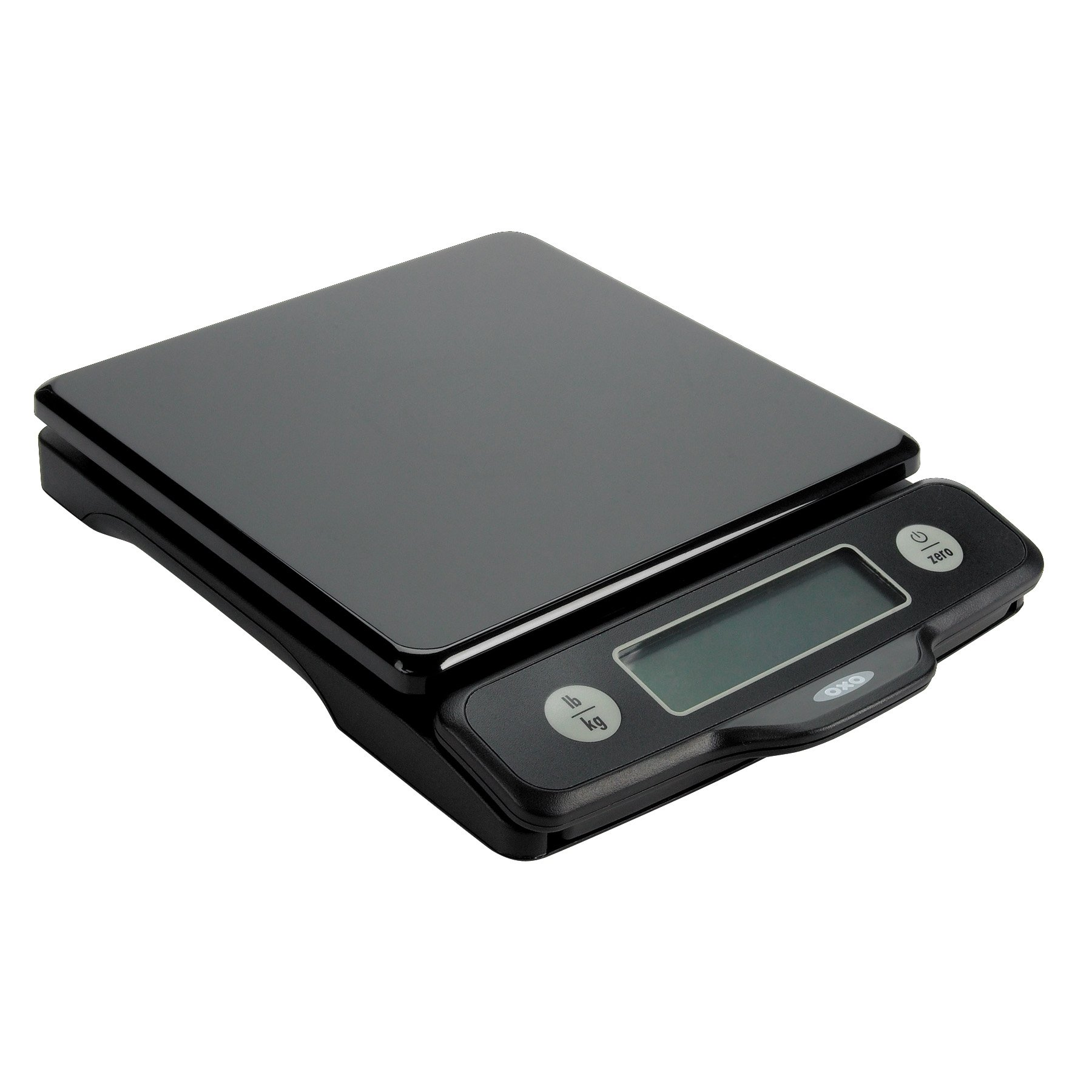 OXO 1157100 Digital Food Scale, Pull Out, 5 lb, Black