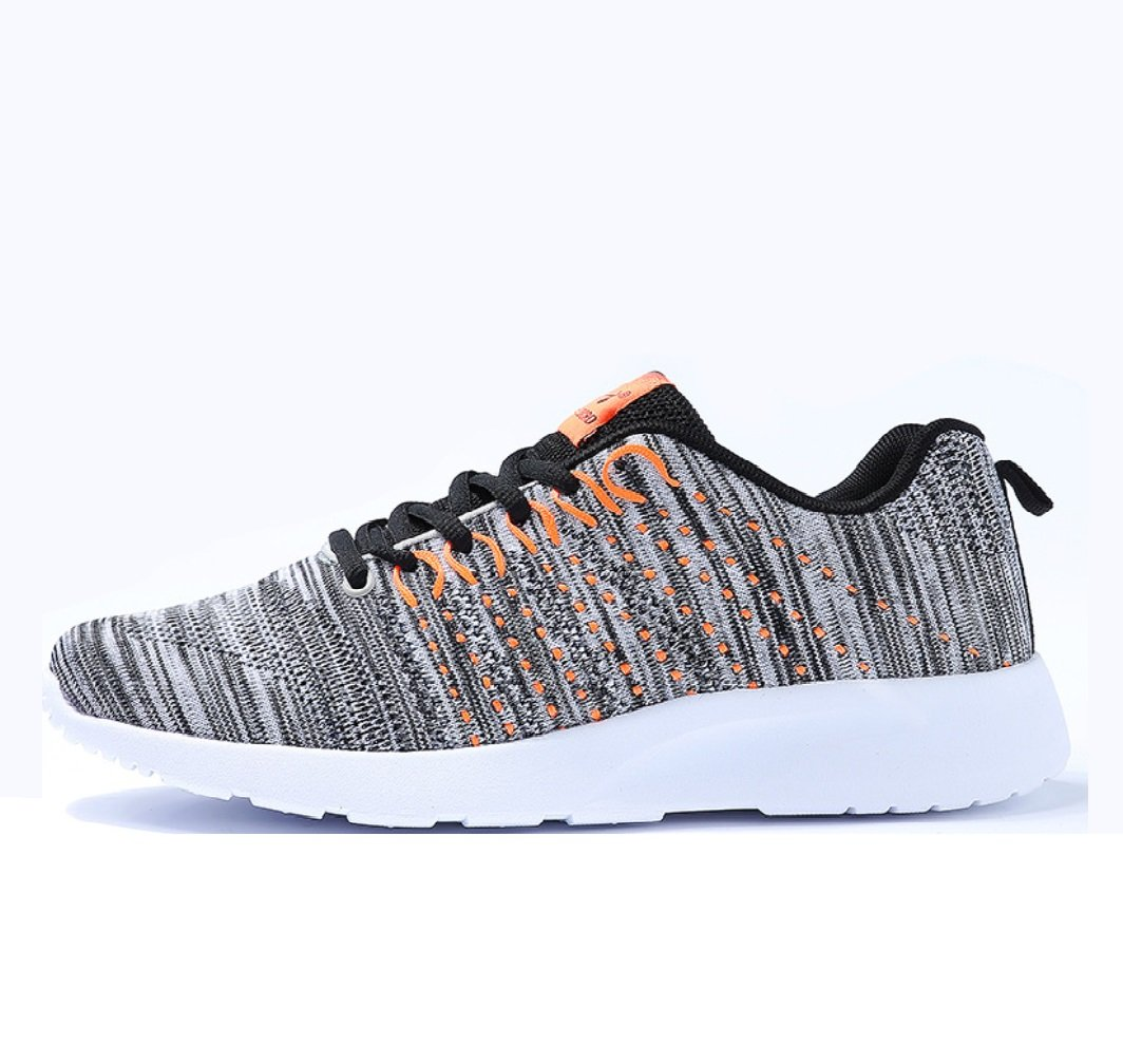 SHANGWU Männer Leichte Freizeitschuhe Mehrzweck-Large Größe Sportschuhe Liebhaber Schuhe Student Schuhe Atmungsaktive Schuhe Herren Damen Laufschuhe