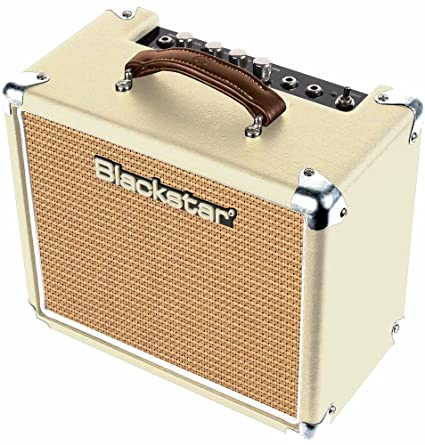 "Blackstar HT-1R Limited Edition Blonde 1-watt 1x8"" Tube Combo Amp w"