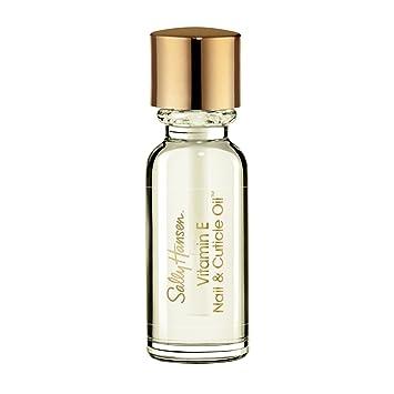 Sally Hansen Vitamin E Nail And Cuticle Oil, 13.3 Ml, Packaging May Vary by Sally Hansen