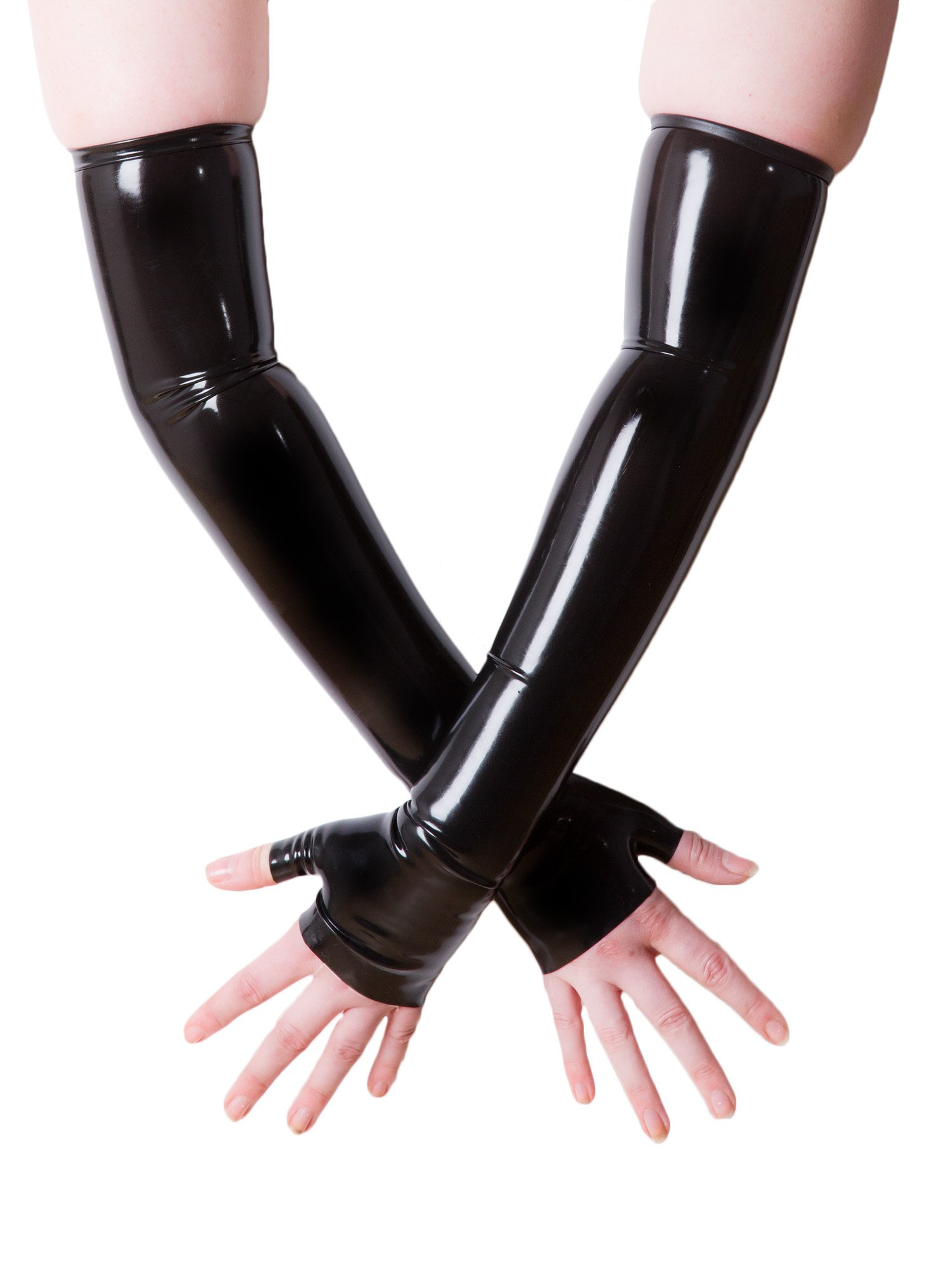 Raw Moulded Rubber Women's in Rubber Black size UK 10 (S)