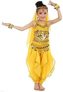 33e48565422e Amazon.com   BellyLady Kid Children Belly Dance Costume