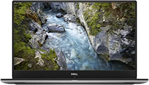 "Dell XPS 15 9570 Ultrabook: Core i5-8300H, 256GB SSD, 8GB RAM, 15.6"" Full HD IPS Display, Backlit Keyboard, Fingerprint Reader"