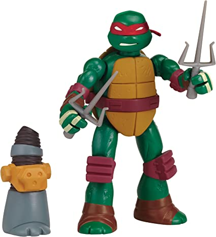 Raphael Teenage Mutant Ninja Turtles 2013 Movie 5/'/' Figure TMNT Viacom Kid toys