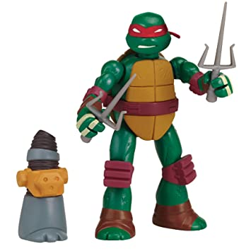 Teenage Mutant Ninja Turtles Mix & Match Raphael Figure ...