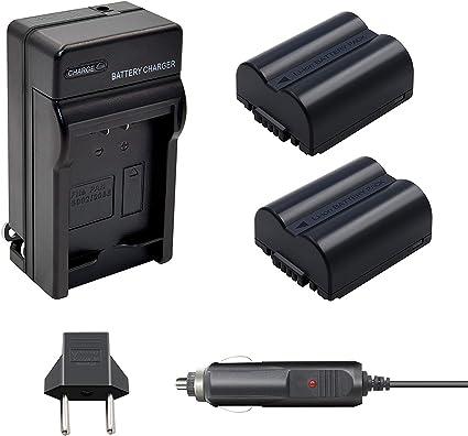 Cargador para Panasonic Lumix cga-s006 e cgr-s006 e