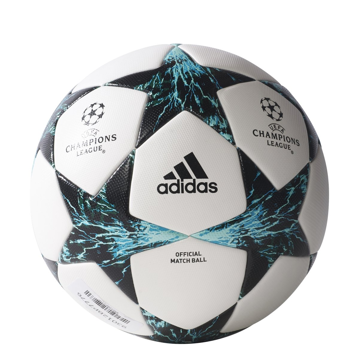 Adidas Finale 17 Omb Match Ball 5 White/Black